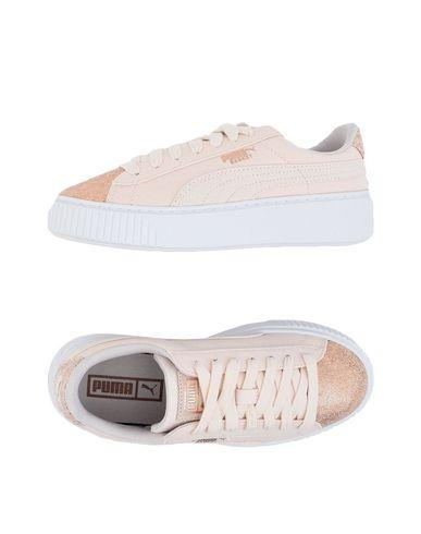 Puma Sneakers In Light Pink