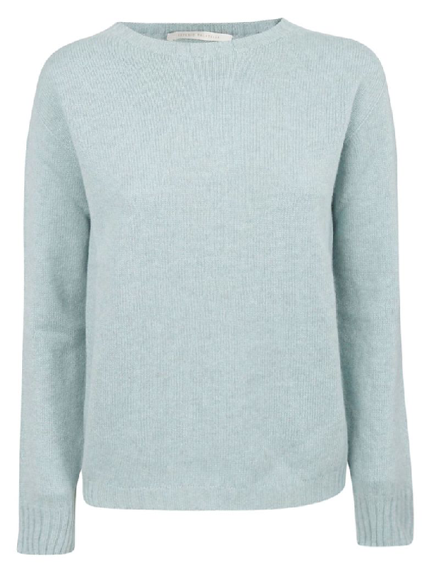 Saverio Palatella Classic Sweater In Water