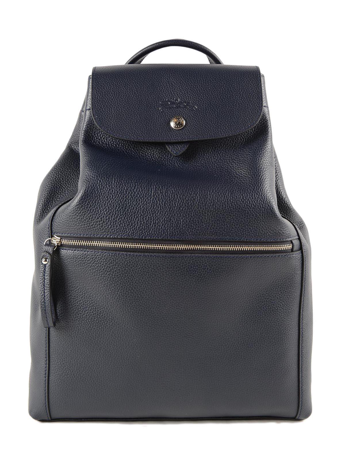 9fb811cd28e Longchamp Le Foulonne Backpack Review | Sante Blog