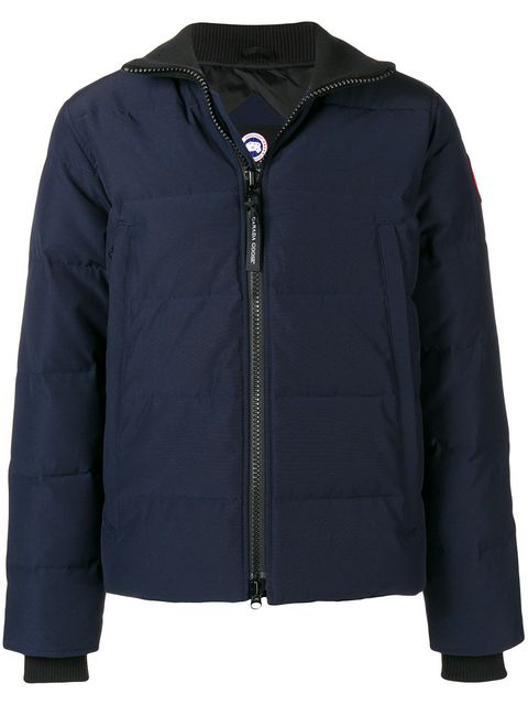 Canada Goose Padded Shell Jacket - Blue