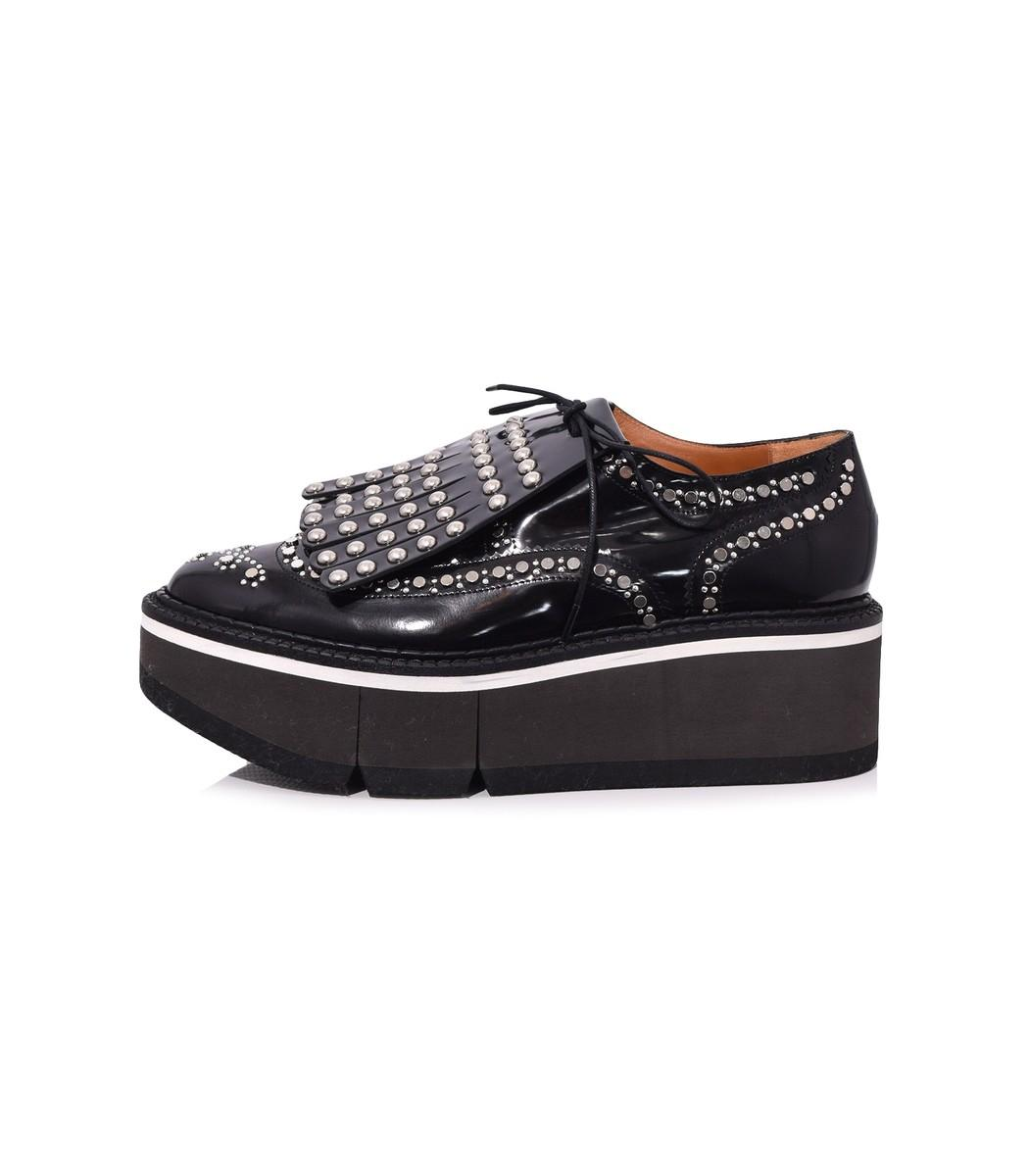 31e93c705fcf Clergerie Black Boelou Oxford. ShopBAZAAR