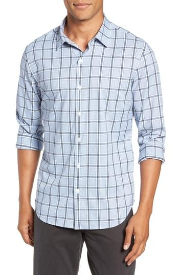 ec0ec59d Bonobos Slim Fit Check Performance Sport Shirt In Carver Check ...