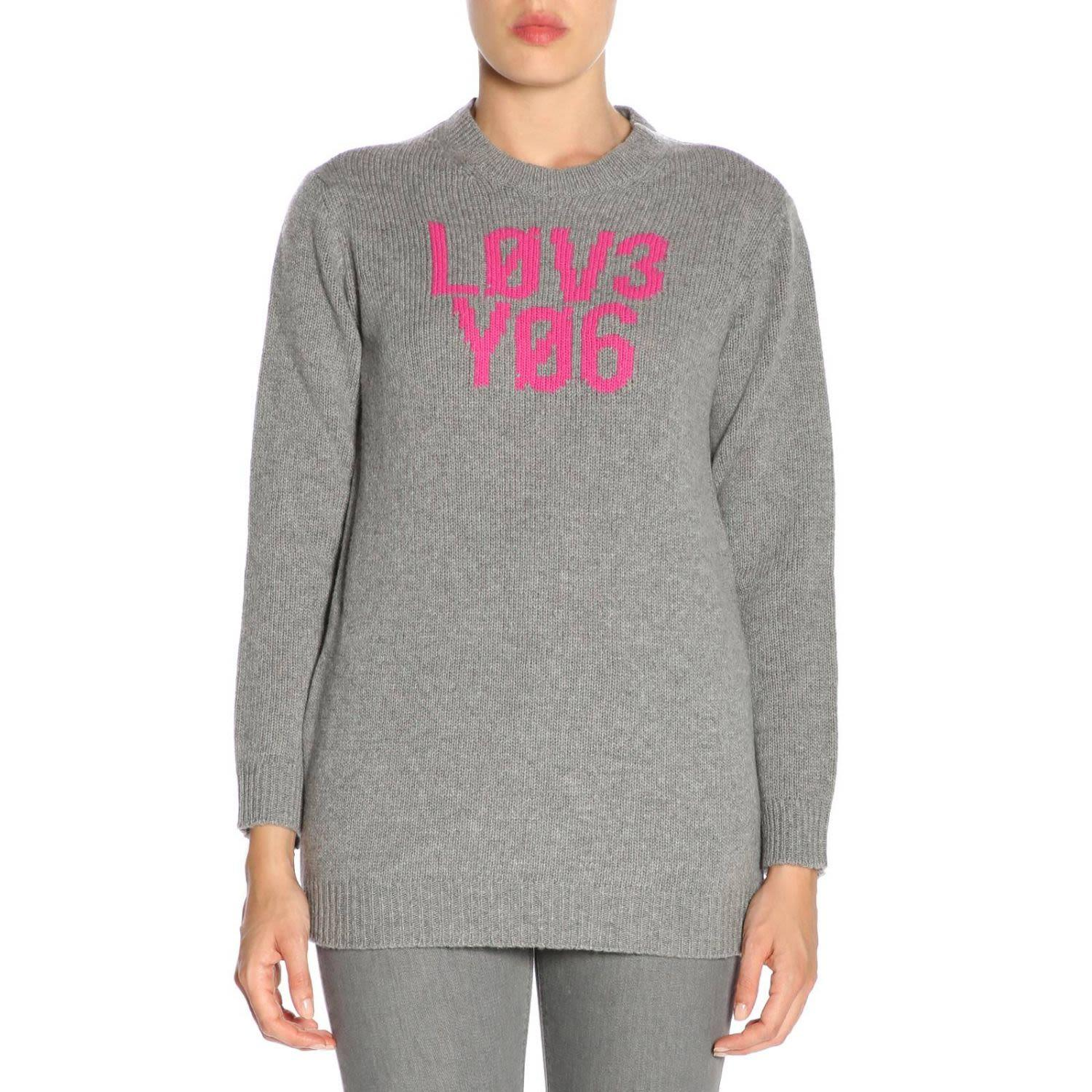c60798d17124 Red Valentino Sweater Sweater Women In Grey