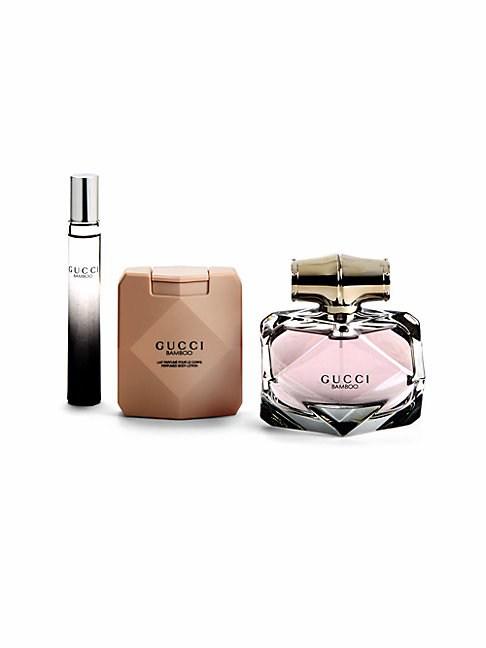 Gucci Bamboo Eau De Perfume Set Modesens