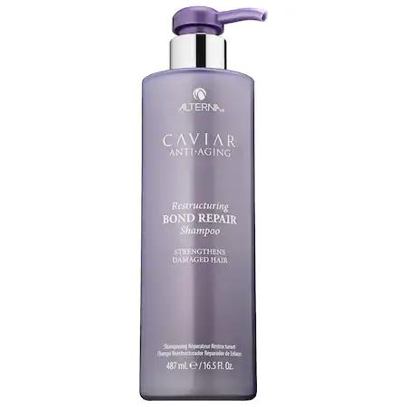 Alterna Haircare Caviar Anti-aging® Restructuring Bond Repair Shampoo 16.5 oz/ 488 ml