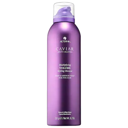 Alterna Haircare Caviar Anti-aging® Multiplying Volume Styling Mousse 8.2 oz/ 232 G