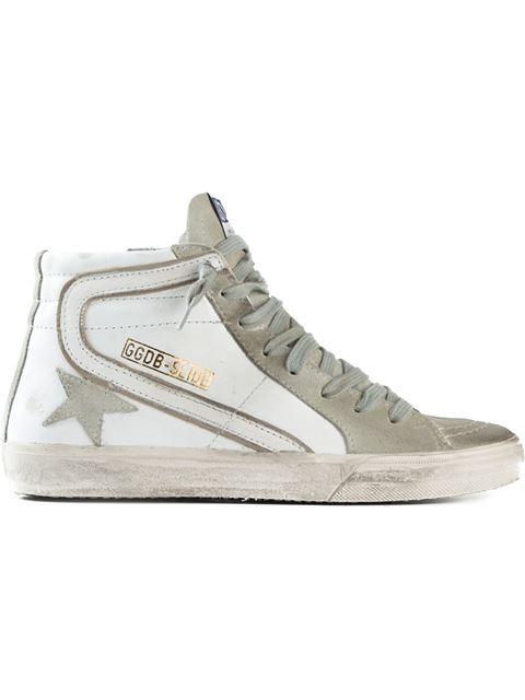 Golden Goose 'Slide' Hi-Top Sneakers