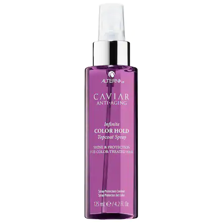Alterna Haircare Caviar Anti-aging® Infinite Color Hold Topcoat Spray 4.2 oz/ 125 ml