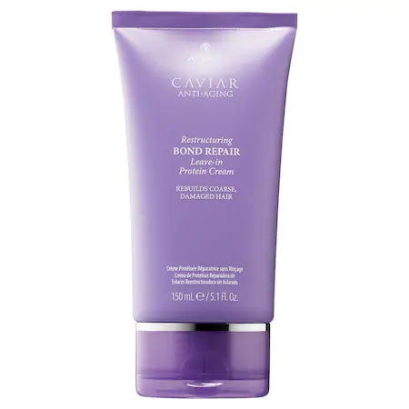 Alterna Haircare Caviar Anti-aging® Restructuring Bond Repair Leave-in Protein Cream 5.1 oz/ 150 ml