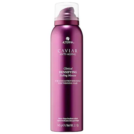 Alterna Haircare Caviar Anti-aging® Clinical Densifying Styling Mousse 5.1 oz/ 145 G