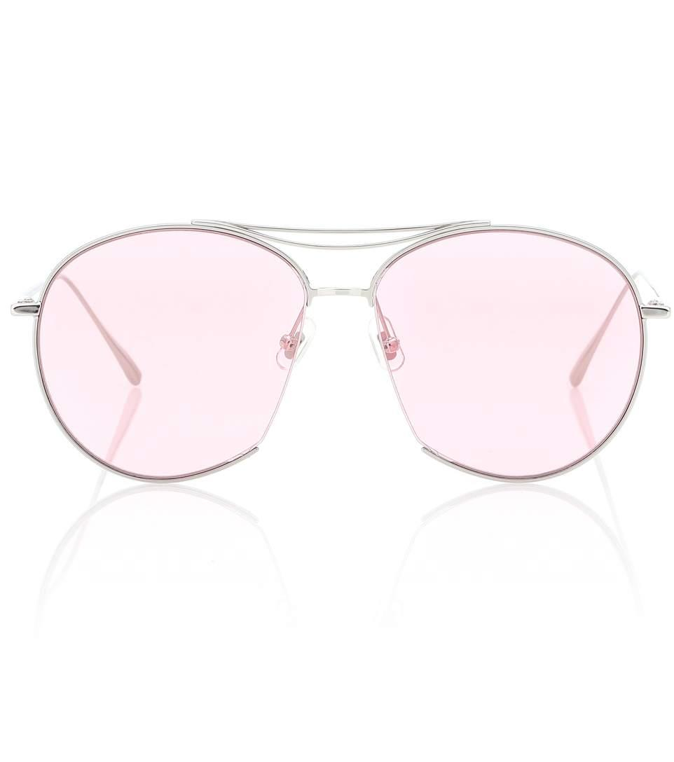 81cdc20cf8d9c Gentle Monster Jumping Jack 02 Aviator Sunglasses In Pink