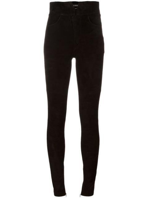 Isabel Marant 'eydie' Trousers - Black