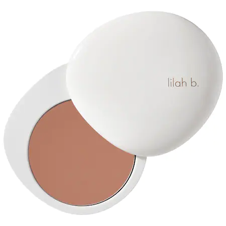 Lilah B. Marvelous Matte™ Crème Foundation B. Pure 0.2 oz/ 5.6 G In 04- B.pure /medium-dark