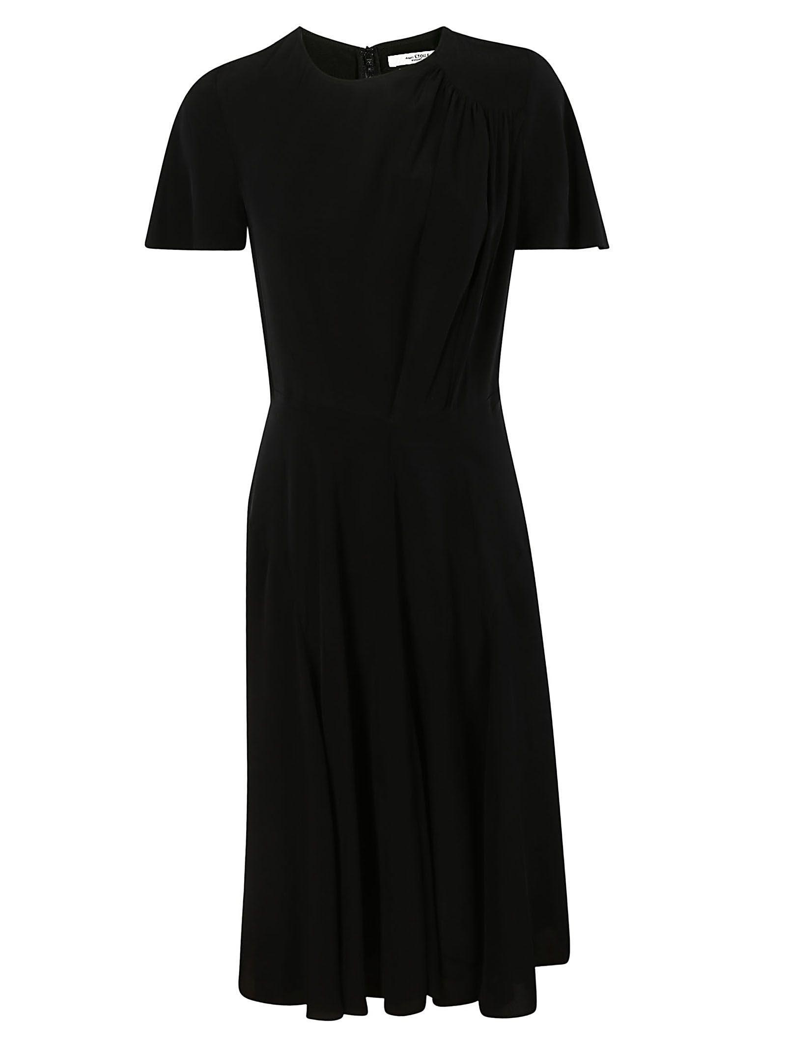 251f763f7b9 Etoile Isabel Marant Isabel Marant ÉToile Lexia Dress In Black ...