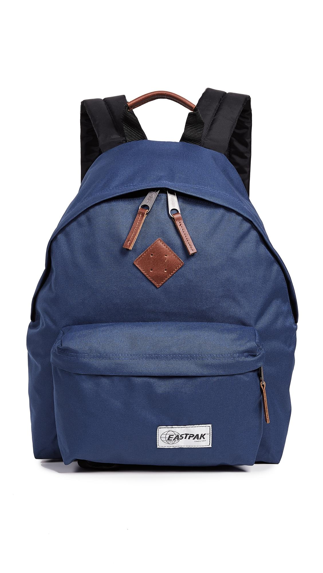 253154c603 Eastpak Padded Pak R Backpack In Into Tan Navy
