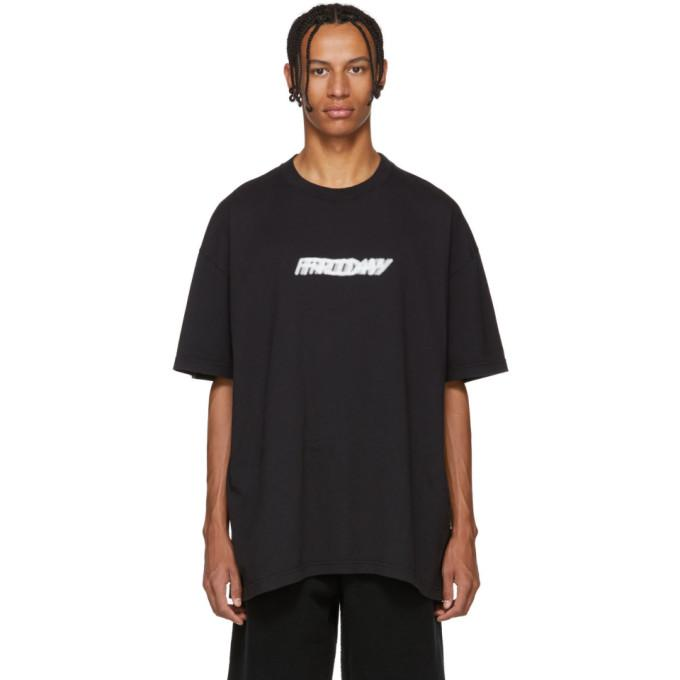 3bc4a19d Vetements Black Friday Weekday T-Shirt | ModeSens
