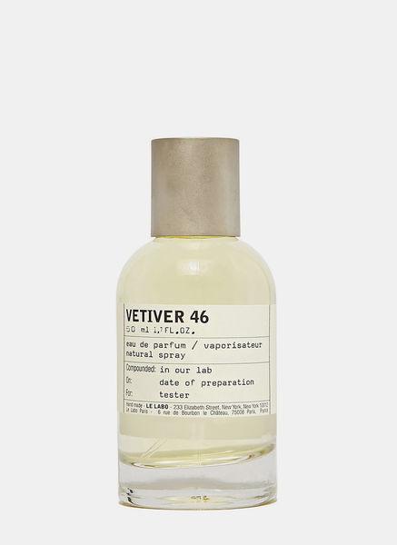 Le Labo Vetiver 46 Eau De Parfum – 50Ml In Black