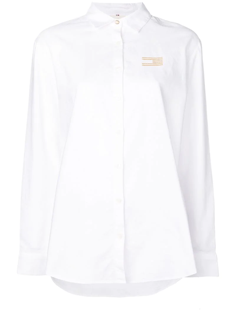 5a94d174 Tommy Hilfiger Tommy Icons Shirt - White   ModeSens