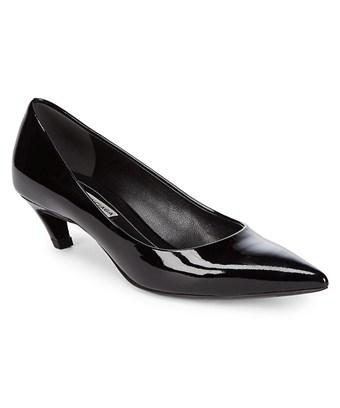 Balenciaga Patent Pump In Nocolor