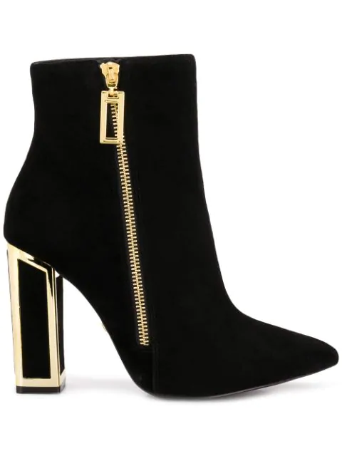 Kat Maconie Agnes Ankle Boots In Black