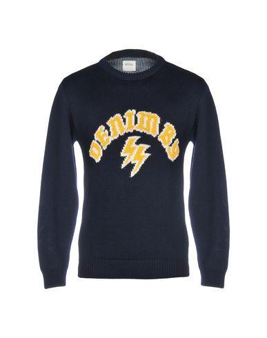 Vanquish Sweater In Dark Blue