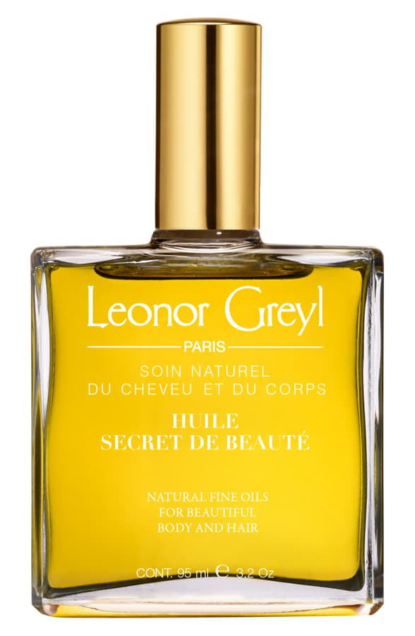 Leonor Greyl Huile Secret De Beaute Natural Fine Oils For Beautiful Body & Hair