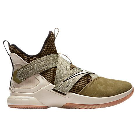 best sneakers 21c0d 94ffa Men's Lebron Soldier 12 Basketball Shoes, Green
