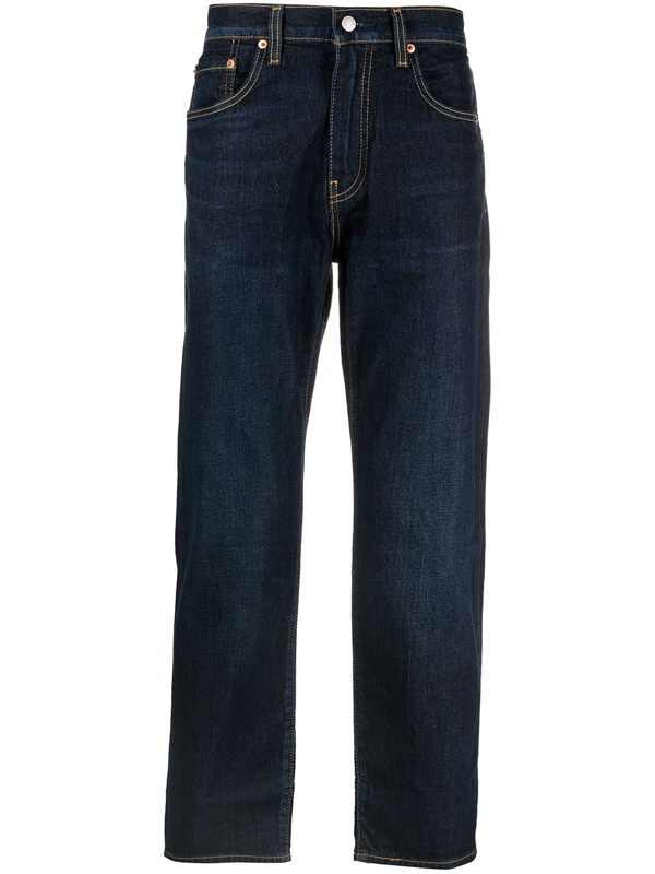Levi's Men's 513 Slim Straight Fit Jeans In Blue