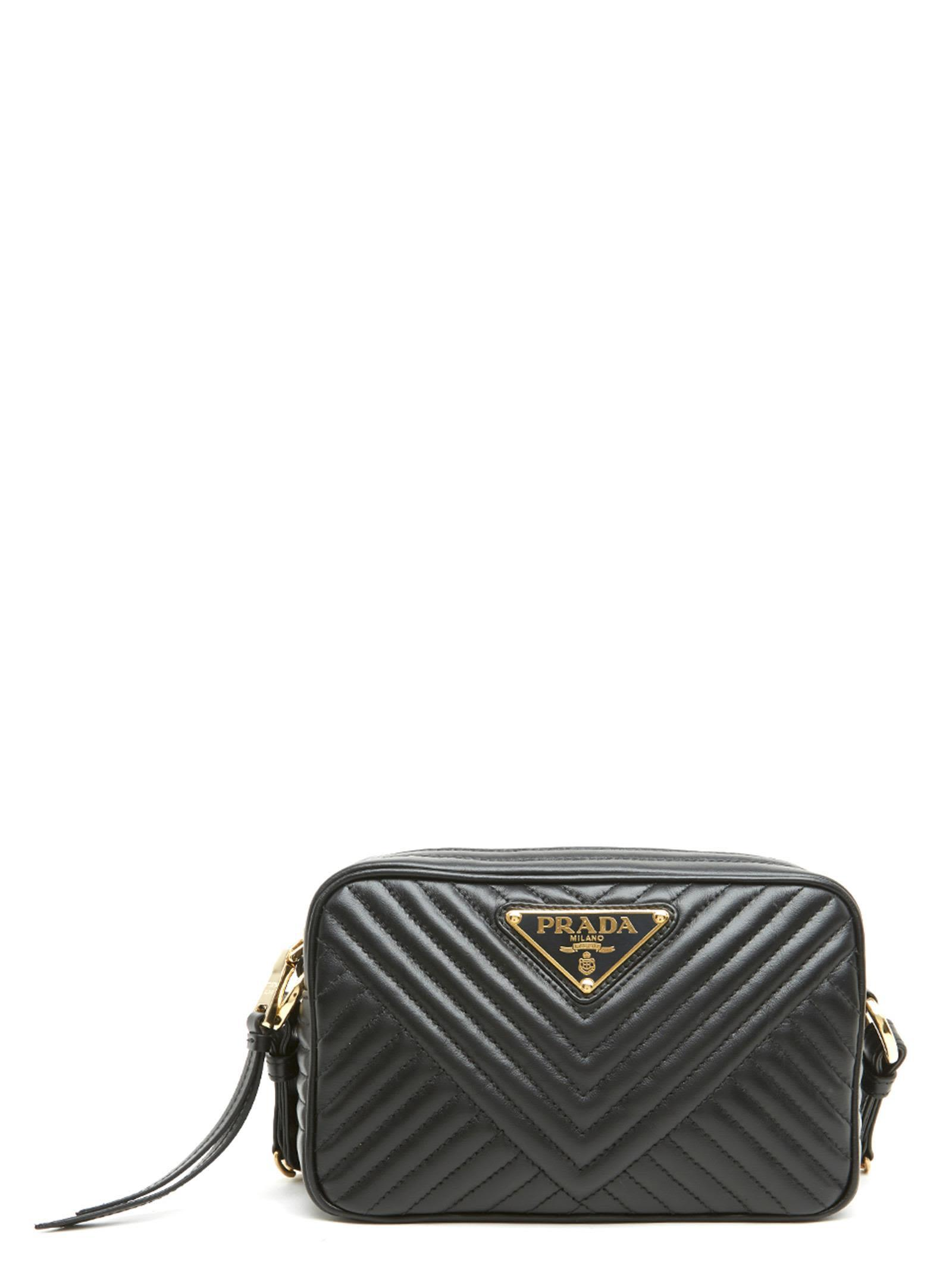 f8059aedb9ea Prada 'Diagramme' Bag In Black   ModeSens