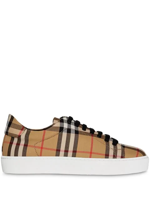 Burberry Women's Shoes Trainers Sneakers  Westford In Neutrals
