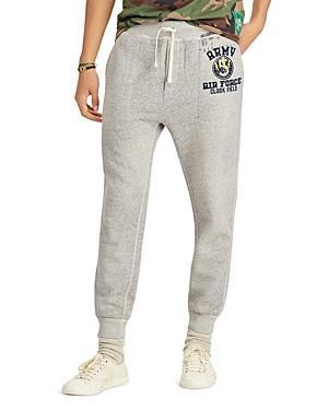4ae5f2536eaa Polo Ralph Lauren Fleece Jogger Pants In Heather Gray