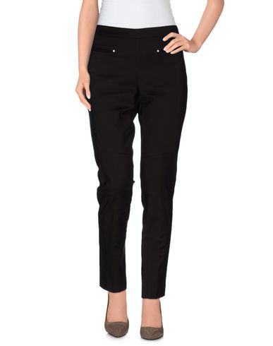 Blumarine Casual Pants In Dark Brown