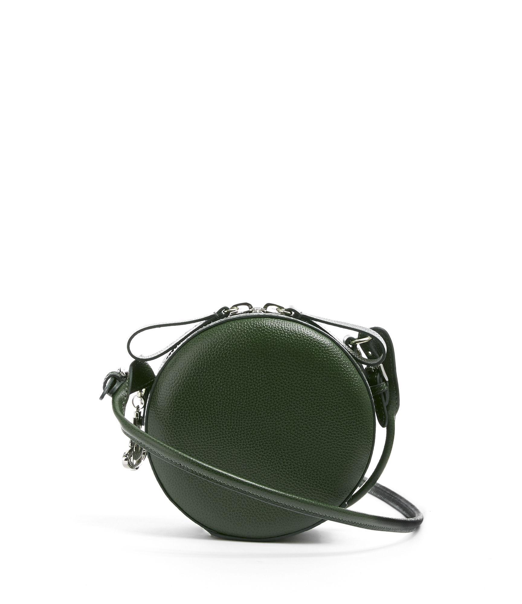 7e00efc2fb1 Vivienne Westwood Johanna Round Crossbody Bag Green | ModeSens