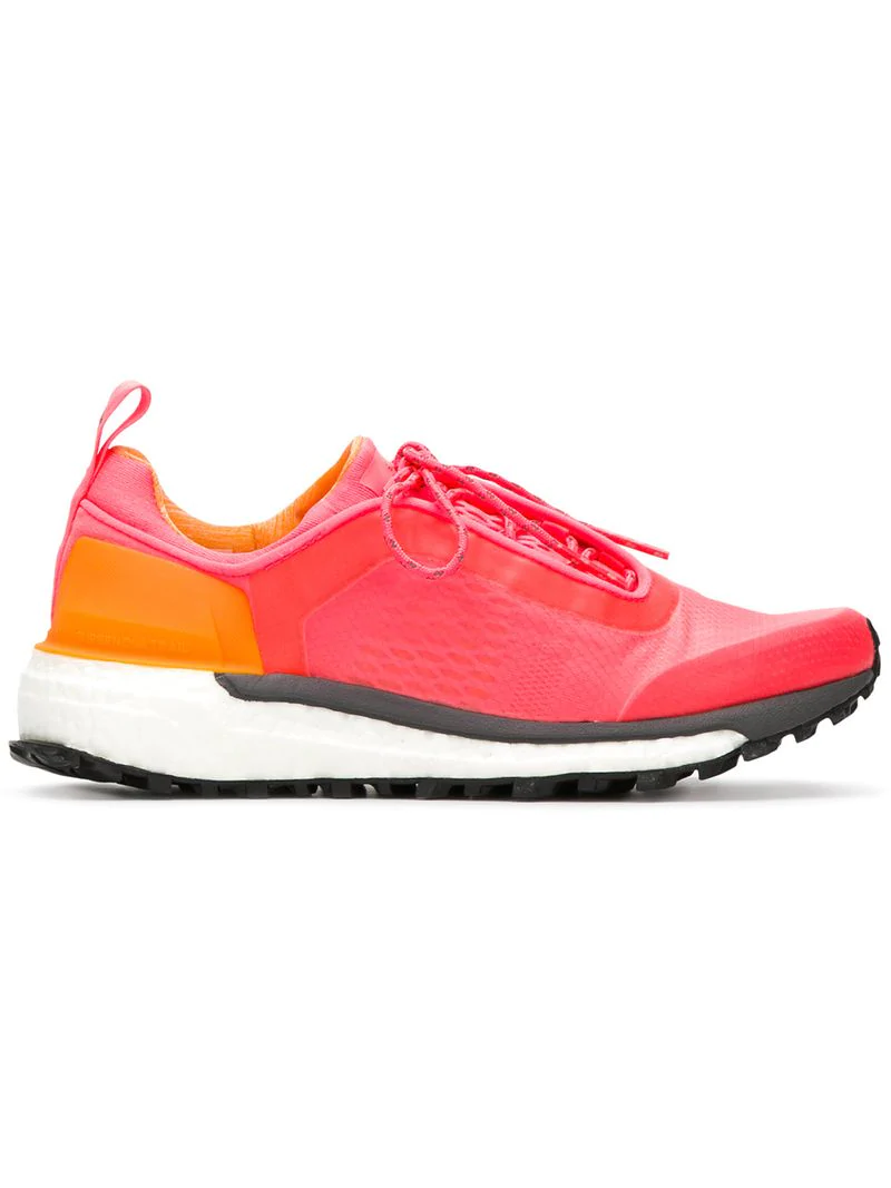 3ca69f397 Adidas By Stella Mccartney Supernova Trail Low-Top Trainers In Pink ...