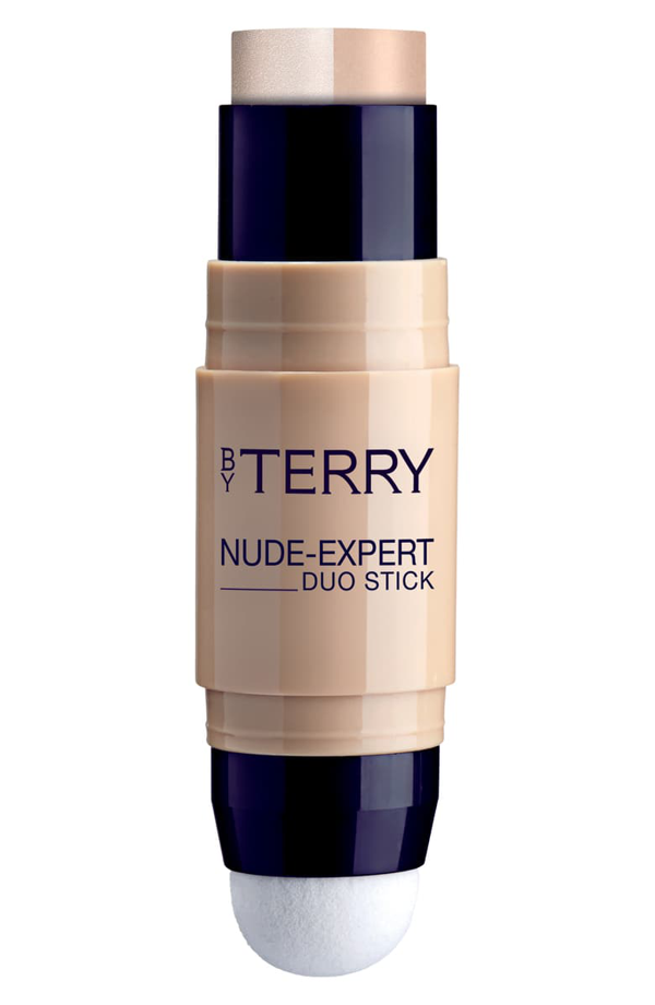 By Terry Nude-expert Duo Stick Foundation In 4- Rosy Beige
