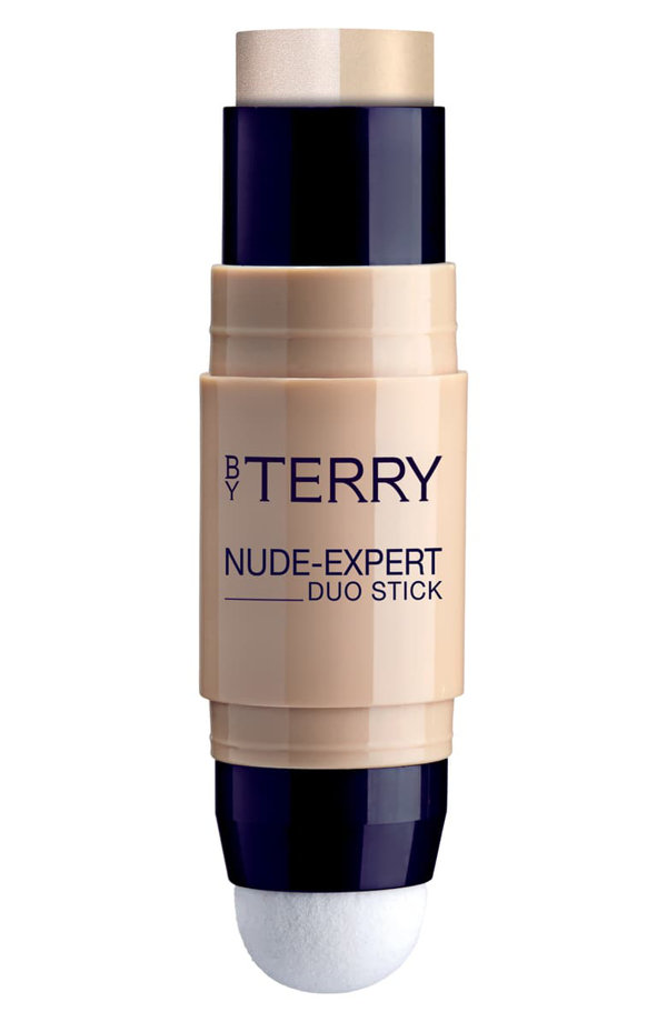 By Terry Nude-expert Duo Stick Foundation In 2- Neutral Beige