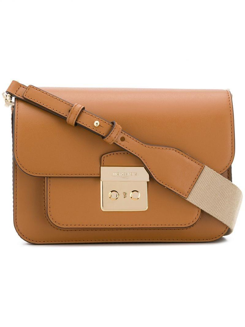 ac41fed79f9d Michael Kors Sloan Editor Shoulder Bag In Neutrals | ModeSens
