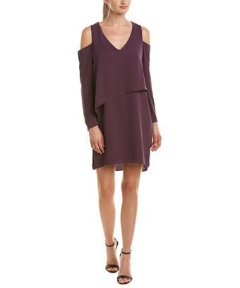 Amanda Uprichard Shift Dress In Purple