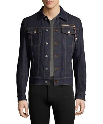 dernières tendances gamme exclusive Beau design Dior Homme Denim Jean Jacket in Nocolor