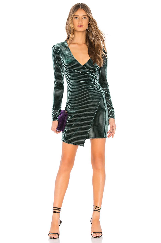 15602a0c3fd6 Privacy Please Hayden Mini Dress In Green | ModeSens
