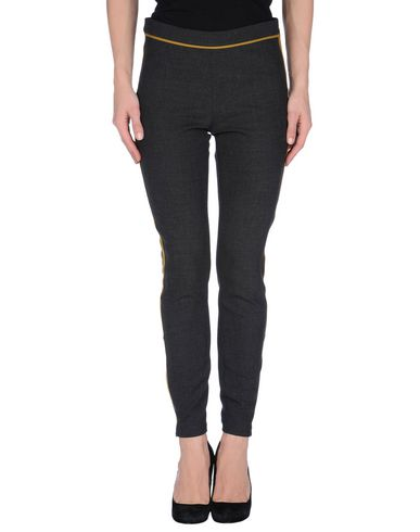 Elizabeth And James Casual Pants In Lead