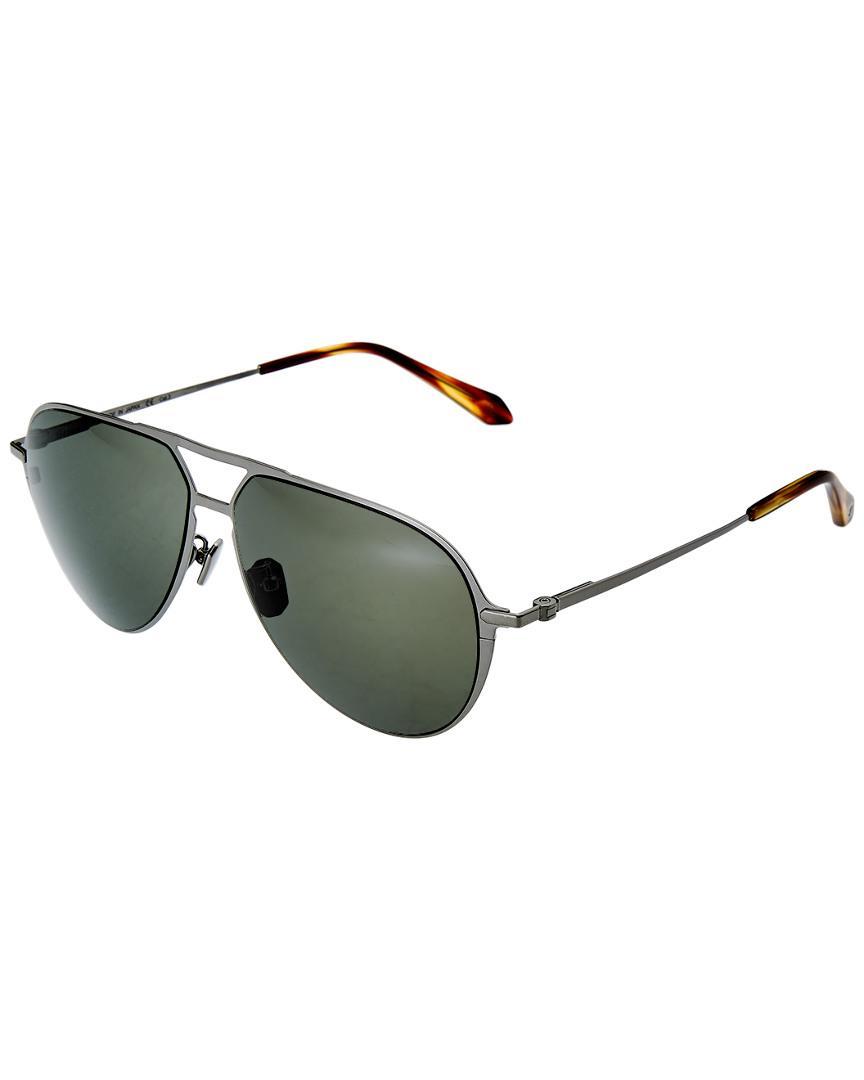 6b61fd0bb8c4 Brioni Br0024S 59Mm Sunglasses In Nocolor   ModeSens