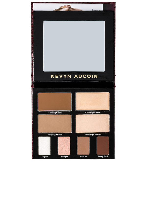 Kevyn Aucoin Contour Book: The Art Of Sculpting & Defining Vol Ii