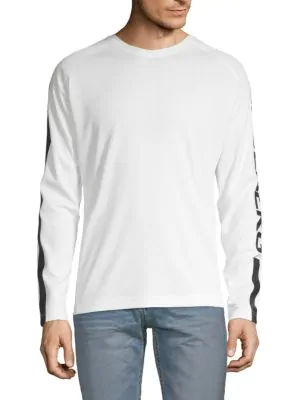 6f06f80c5d J. Lindeberg Camron Double Mesh Logo Shirt In White   ModeSens