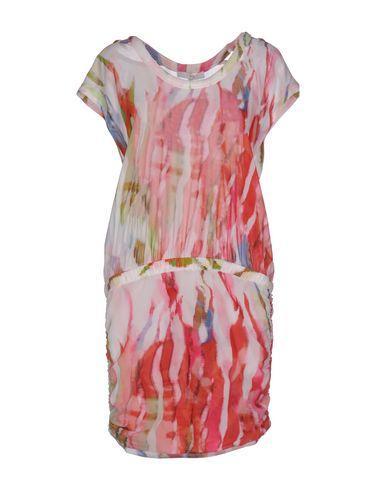 Iro Short Dress In Red