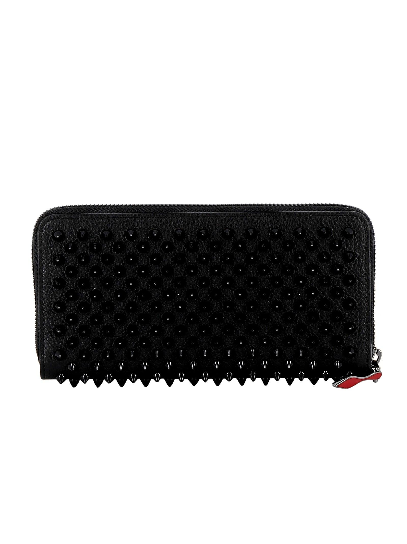 bee4ef8dcb0 Black Leather Wallet
