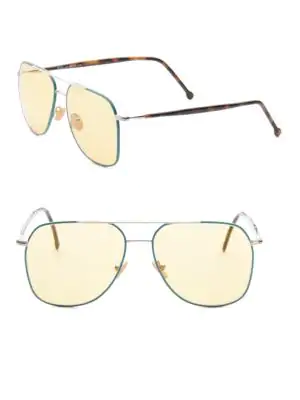 48ed03b213b Kyme 56Mm Aviator Sunglasses In No Size