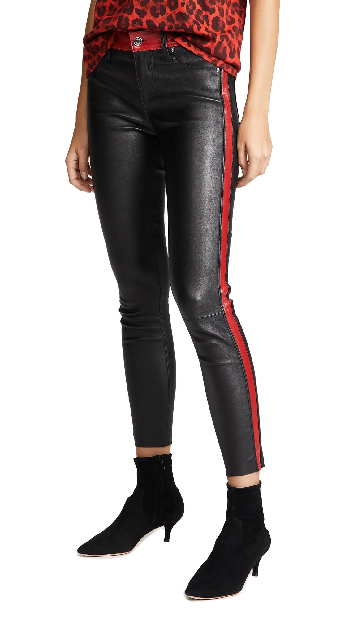 exceptional range of styles and colors compare price good out x RYLAND LEATHER PANTS
