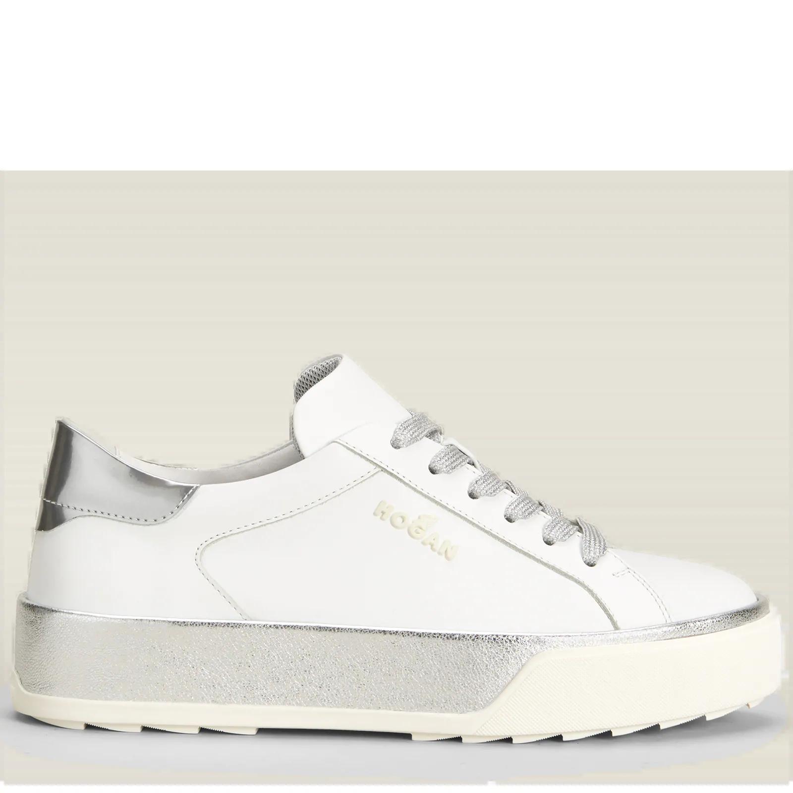 Hogan - Sneakers - H320 In Silber,weiss | ModeSens