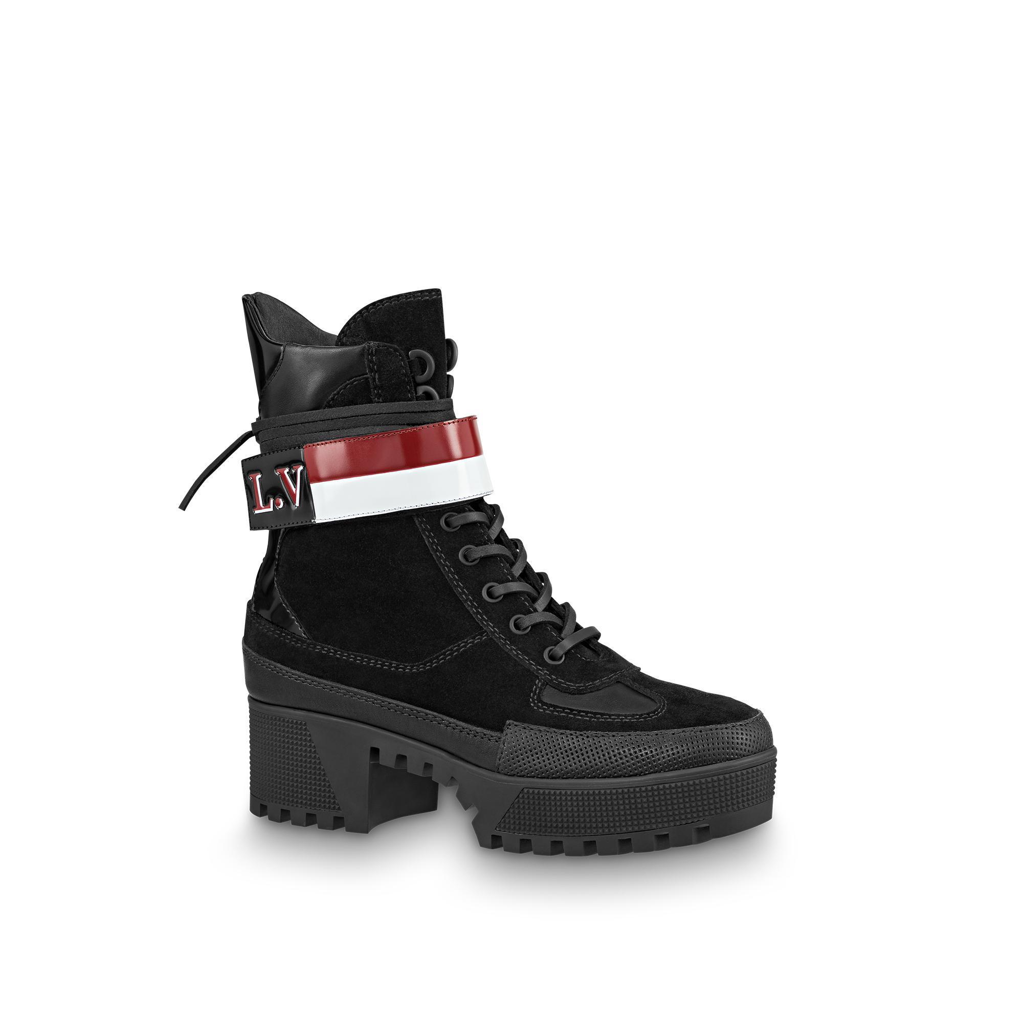 73b6a845b41c Louis Vuitton Laureate Platform Desert Boot